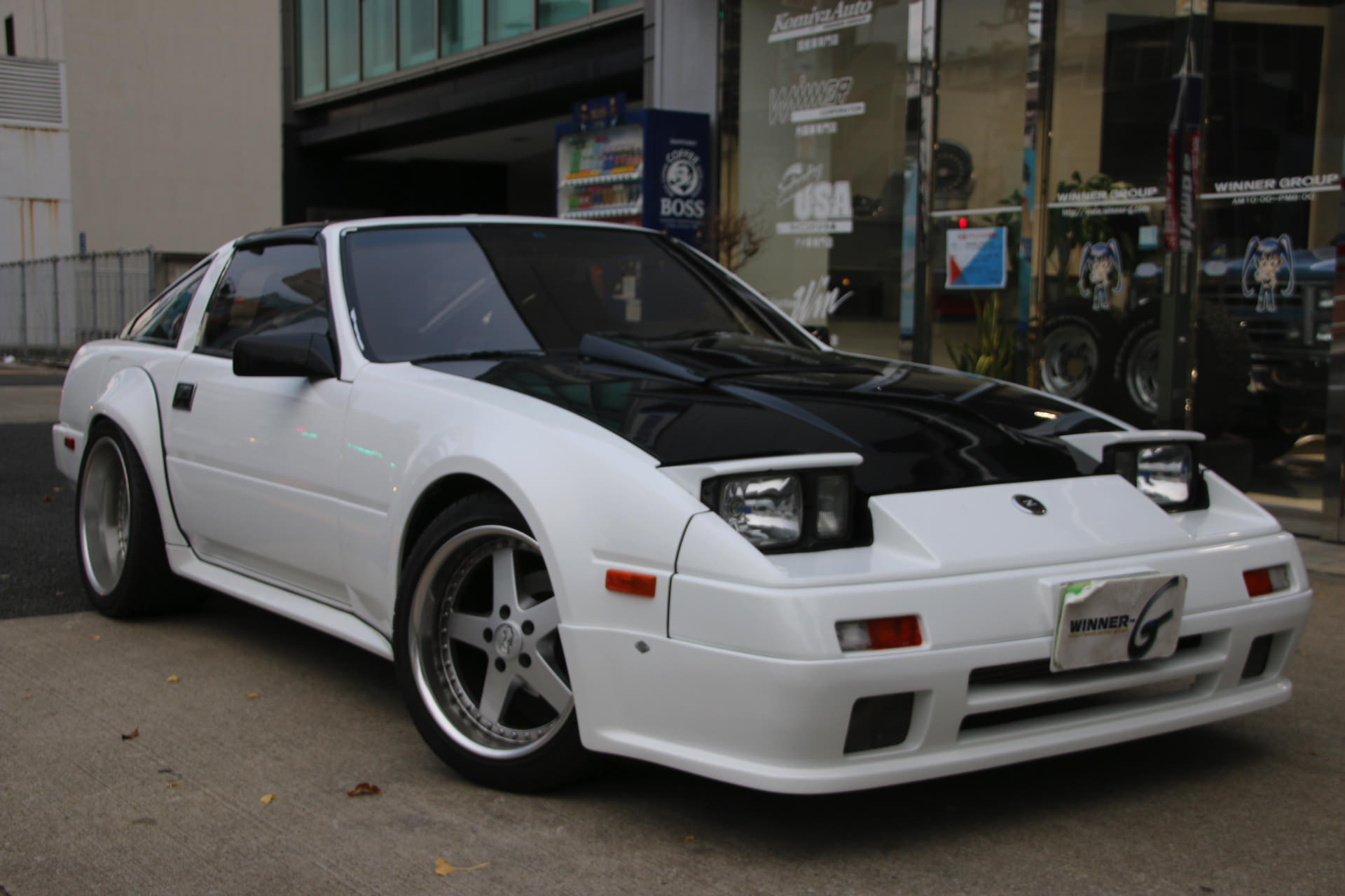 S59年 Z31 300ZX 50thアニバーサ...