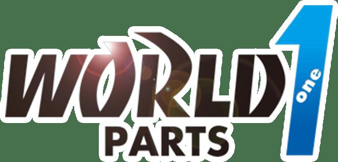 ワールドワンパーツのロゴ