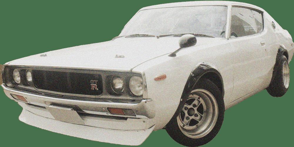 旧車 GT
