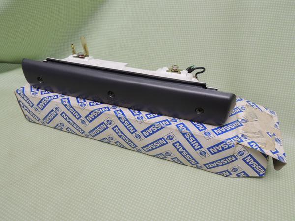 S30 フェアレディZ 中期 純正 リア ナンバー灯 新品