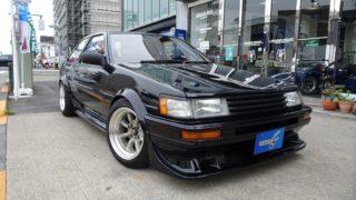 AE86 レビン