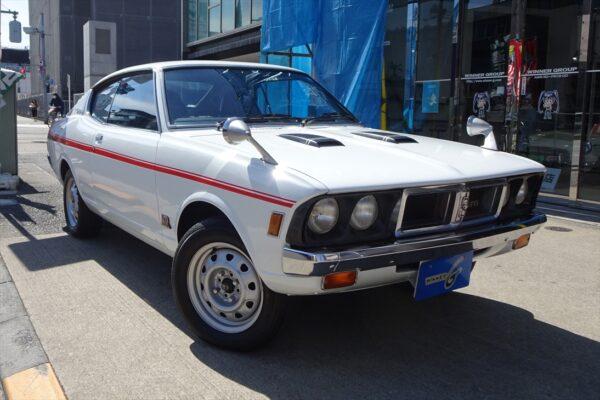 往年の名車を振り返る。三菱が産んだ本格派スポーツカー「ギャランGTO」