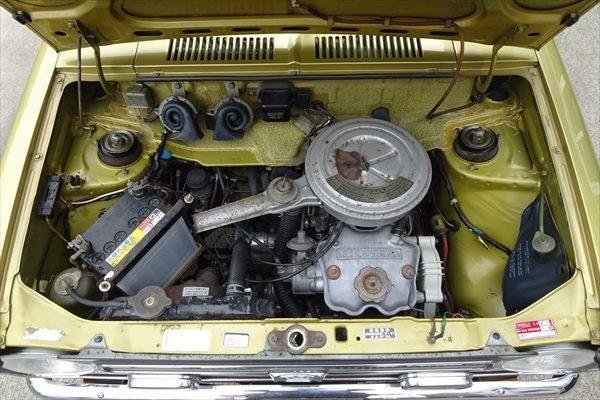 ライフワゴン エンジン