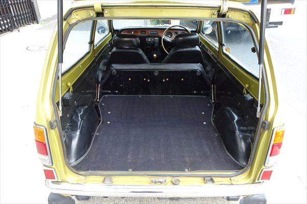 ライフワゴン トランク