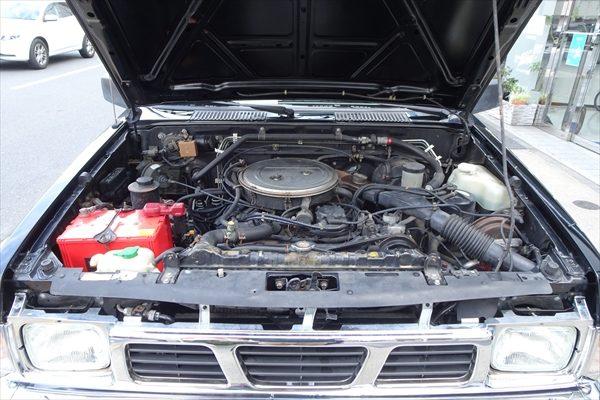 ダットサントラック エンジン