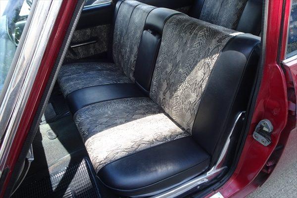MS41クラウン フロントシート