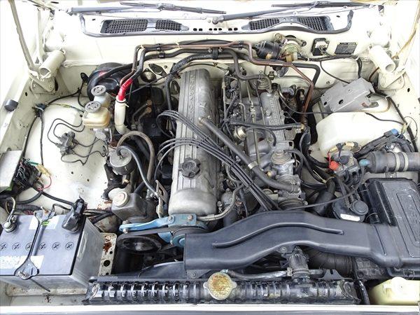 430セドリック エンジン
