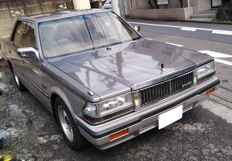 [買取入庫情報] 昭和60年式 セドリック(Y30型)